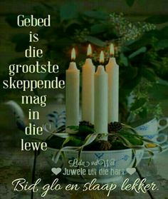 Good Night Blessings, Good Morning Wishes, Day Wishes, Evening Quotes, Goeie Nag, Goeie More, Afrikaans Quotes, Good Night Quotes, Prayer Quotes