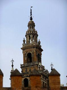 La Giralda, Sevilla, Spain 2013 Find me @ redheadsguidetotravel.wordpress.com