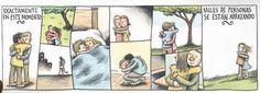 """deposito-de-tirinhas: """"por Ricardo Siri Liniers http://www.macanudo.com.ar/ """""""