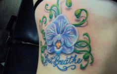 cystic fibrosis tattoos