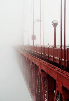 Golden Gate Bridge - San Francisco, CA by Alex Fradkin
