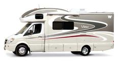 The small RV guide to travel trailers, teardrop trailers, pop-up campers, mini-motorhomes, truck campers, camper vans, and RV adventure!