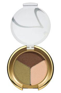 jane iredale 'PurePressed®' Triple Eyeshadow | Nordstrom | Khaki Kraze