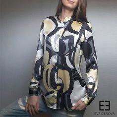 Hodvábna blúzka Flers žltá Personal Shopping, Must Haves, Dresses With Sleeves, Long Sleeve, Fashion, Moda, Sleeve Dresses, Long Dress Patterns, Fashion Styles