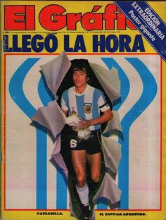 Llegó la hora Wold Cup, Argentina Football Team, Legends Football, Moda Casual, Fifa World Cup, Baseball Cards, History, Poster, Tapas