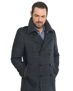 Dany Dryer coming to Eastenders soon playing Mick Carter.