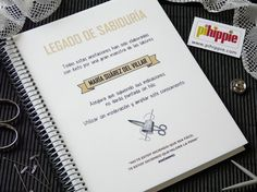 Cuaderno de labores personalizado http://www.pihippie.com/p/blog-page_97.html