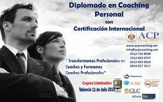 @ACP_Coaching #coaching Impulsa tu carrera profesional  DIPLOMADO INTERNACIONAL EN COACHING  alianza con la Universidad de Carabobo * Inicio: Caracas 25 de mayo, Valencia 11 de julio * Caracas * info@acpcoaching.net * + 58 (212) 716.9726 * Twitter: @ACP_Coaching #PNL