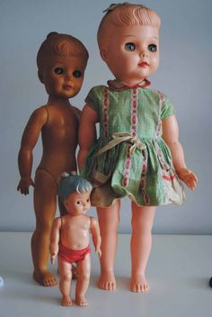 boneca bonitas da Estrela anos 50 e 60