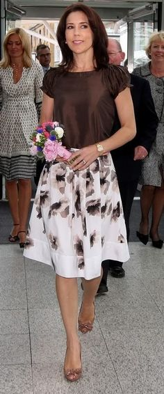 What Princess Mary Wore