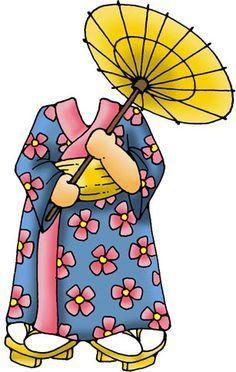 Maestra de Infantil: Niños del mundo. Dibujos para poner la cara del niño. Diy Arts And Crafts, Fall Crafts, Crafts For Kids, Paper Crafts, Orla Infantil, Theme Carnaval, Sue Sunbonnet, Paper Dolls Clothing, Happy Children's Day