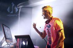 Siempre me he buscado cualquier forma para expresar lo que mi alma siente con la música #DJHOMPY #Love4Music