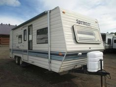 Check out this 1990 Mallard Sprinter 24FRB listing in Kerrick, MN 55756 on RVtrader.com. It is a  Travel Trailer and is for sale at $5000.