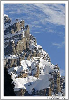 Cliff, Kandersteg, Switzerland Copyright: Dragan Ancevski