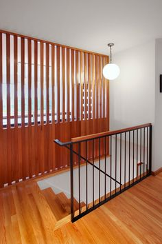 Grennan - Midcentury - Staircase - Seattle - by Ainslie-Davis Construction