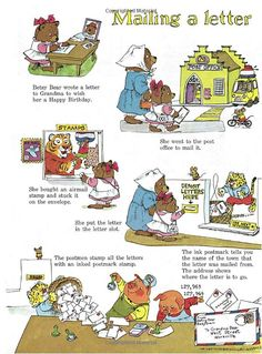 Betsy Bear  -  from the books by Richard Scarry