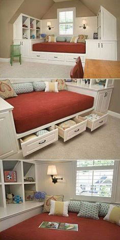 The Best Bedroom Storage Ideas For Small Room Spaces No 35