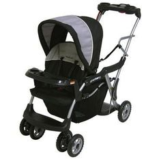 Baby Trend Sit N Stand LX Deluxe Stroller - Phantom | SS73068, http://www.amazon.com/dp/B0086583M8/ref=cm_sw_r_pi_awdm_utAkvb1QR9P3M