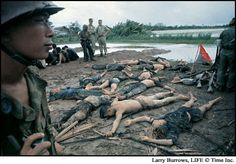 Photos of Vietnam by Larry Burrows