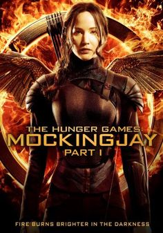 The Hunger Games: Mockingjay (Part 1), Movie on DVD, Action Movies, Adventure Movies, Sci-Fi & Fantasy