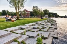 detail-of-the-water-front–picture-by-Peter-Van-Dijk « Landscape Architecture Works | Landezine