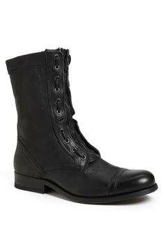 Love the Rogue 'Delve' Cap Toe Zip Boot on Wantering.
