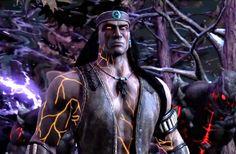 Mortal Kombat X Smoke Nightwolf Jax Official Gameplay Scene Playable MKX Minions, Liu Kang, Two Spirit, Judge Dredd, Mortal Kombat X, Video X, The Revenant, First Love, Darth Vader