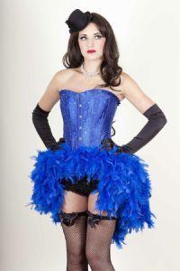 Show girl Halloween Costume DIY!