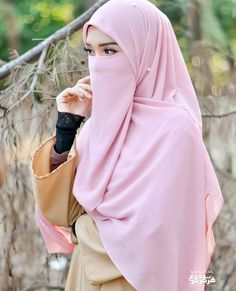 Beautiful Hijab Girl, Beautiful Muslim Women, Niqab Fashion, Muslim Fashion, Fashion Outfits, Hijabi Girl, Girl Hijab, Islam Women, Hijab Collection