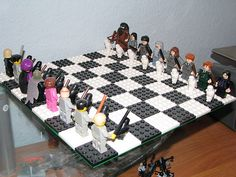 LEGO Harry Potter Chess 1