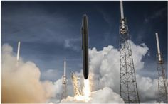 SpaceX plans to lease one building and construct a newer second building at Port Canaveral, just two miles from where it launches its Falcon 9 rockets from the Cape Canaveral space pad, port chief. Spacex Falcon 9, Falcon 9 Rocket, Rocket Launch, Build An App, Fear Of Flying, Countdown Calendar, Marketing Automation, Marketing Technology, Paisajes