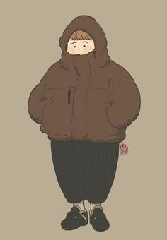 Aesthetic Anime, Aesthetic Art, Pretty Art, Cute Art, Character Drawing, Character Design, Kawaii, Cute Cartoon Wallpapers, Korean Art