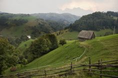 Carpathian Villages, Romania Trek level: Moderate Best time to visit: May through October Highlights: Hiking, scenery, culture Places To Travel, Places To See, Carpathian Mountains, Mountain Village, Going Natural, Landscape Photographers, Heritage Site, Historical Sites, Beautiful Landscapes