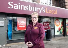 Unexpected emergency in the bagging area: Sainsbury's worker saves baby with CPR after 11-month-old boy collapses at self-checkout tills