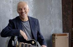 Peter Frampton -still great after all these years!  Anyone who appreciates awesome guitar work MUST make it a point to see him live!