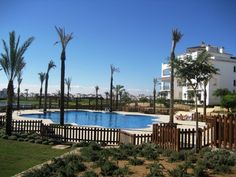 The owners are looking for a quick sale and this is probably the cheapest penthouse apartment on the resort that boasts an 18 hole golf course, bars, restaurants and a supermarket. Easy access to San Javier (Murcia) Airport and the beaches of the Mar Menor Sea by car only 15 minutes.  The resort also has communal pools and tennis courts. #Murcia #Spain #CostaCalida #properties #sale