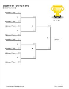tournament bracket templates for excel 2018 march.html