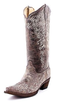Corral Boots | Womans Cowboy Boots That Are Beautiful All Around