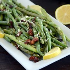 ... Green Beans on Pinterest | Green beans, Southern style green beans and