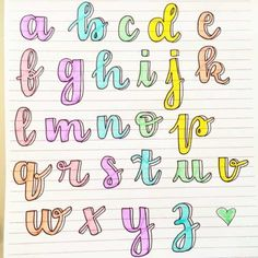 hand lettering fonts lettering fonts letter fonts bujo bullet journal fonts hand lettering alphabet fancy lettering how to do calligraphy bullet journal font handwriting styles Bullet Journal Alphabet, Bullet Journal Hand Lettering, Bullet Journal Banner, Hand Lettering Alphabet, Bullet Journal Notes, Bullet Journal Ideas Pages, Letter Fonts, Handwriting Fonts Alphabet, Letter Art