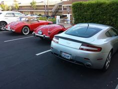 Aston and MGs