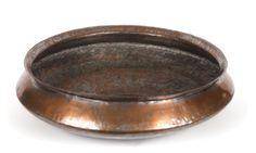Antique Copper Bowl - Tibetan Marigold, Antique Copper, India, Antiques, Antiquities, Goa India, Antique, Old Stuff, Indie