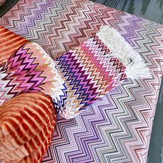 The Southhampton MissoniHome boutique has zigzag fever!