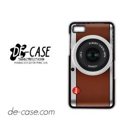 Tanned Leather Leica Camera For Blackberry Z10 Case Phone Case Gift Present YO