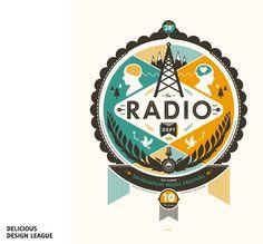 The Radio Dept. par Delicious Design League