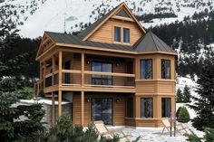 House Plan 25-4413