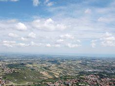"""Un piccolo """"pezzo"""" di Romagna da San Marino."""