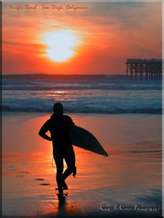 What better place to watch the sunset than on the water? Book a San Diego vacation rental - but don't forget a waterproof camera and your surf board!