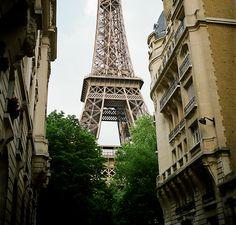 Paris! #1 dream trip.