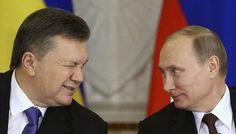 #Yanukovich, presidente dell'#Ucraina, si è assicurato da Vladimir #Putin, presidente della #Russia, una diminuzione del prezzo del gas data da #Gazprom. Di Martina Di Guida